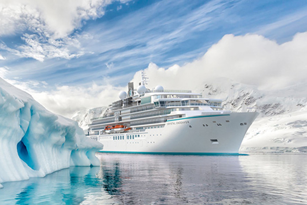 Crystal Cruises - Endeavor