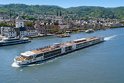 Viking River Cruises - Longship Vali