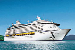 Royal Caribbean Cruises - Adventure of the Seas