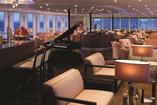 AmaWaterways - AmaCerto Lounge
