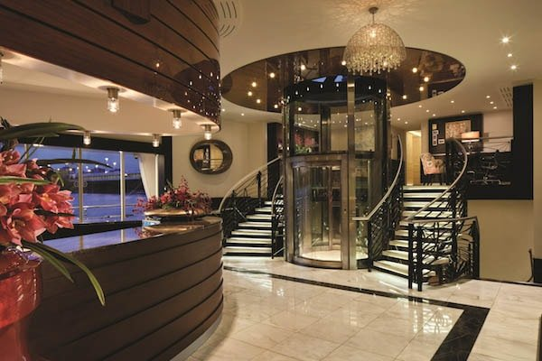 AmaWaterways - AmaCerto Reception