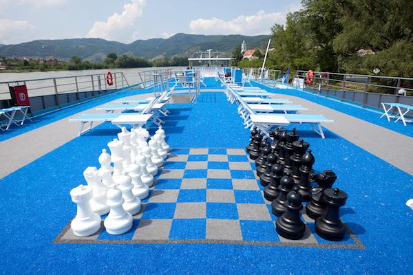 AmaWaterways - AmaDolce Chess