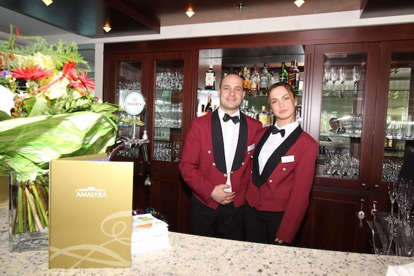 AmaWaterways - AmaLyra Bar