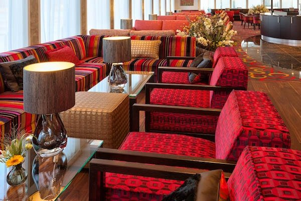 AmaWaterways - AmaSerena Lounge
