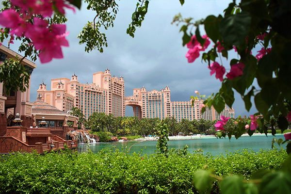 The Atlantis in Bahamas
