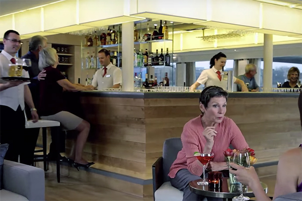 Viking River Cruises - Bar & Lounge