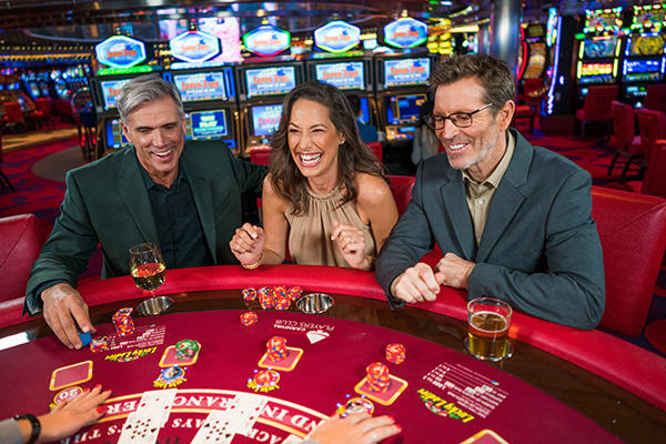 Carnival Cruise Line - Blackjack Casino