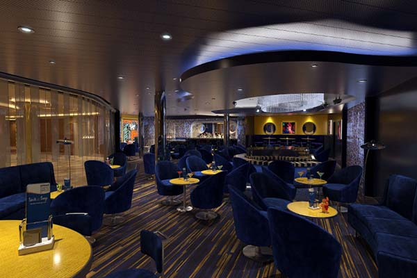 Carnival Cruise Line - Piano Bar