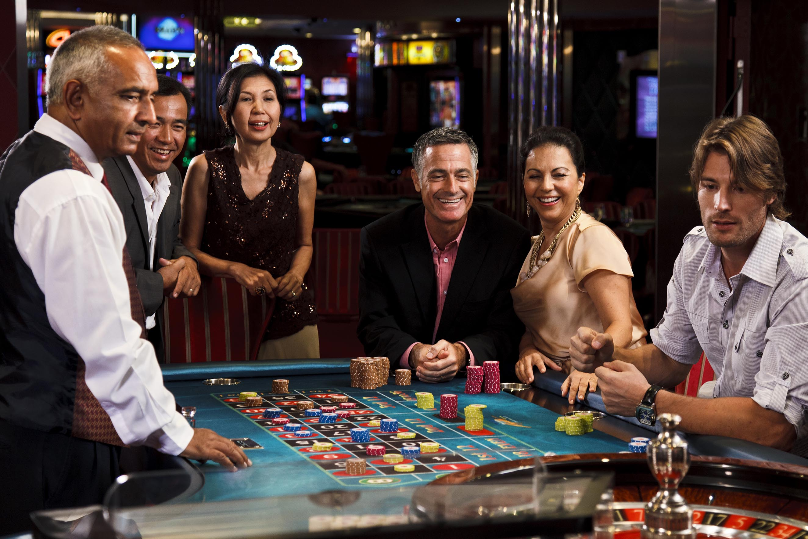 Royal Caribbean Cruises - Casino