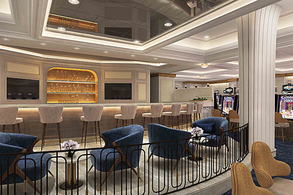 Celebrity Cruises - Casino Bar