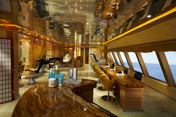 Carnival Cruise Line - Cloud 9 Salon