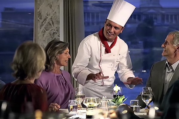Viking River Cruises - Dining Experience