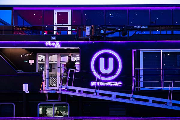 U by Uniworld - Exterior