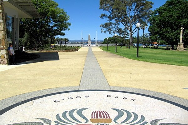 Fremantle Perth Kings Park