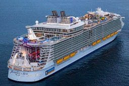Royal Caribbean Cruises - Harmony of the Seas