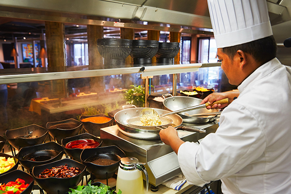 Carnival Cruise Line - JiJi Asian Kitchen