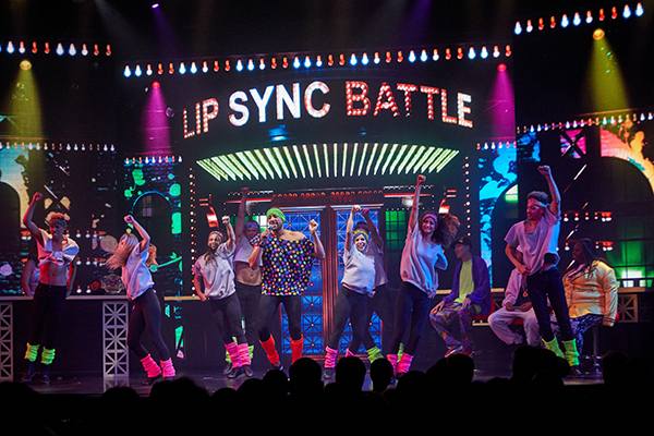 Carnival Cruise Line - Lip Sync Battle