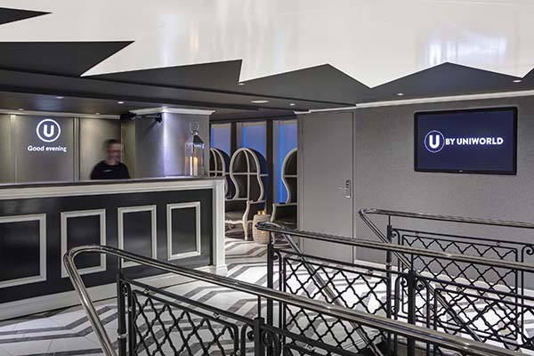 U by Uniworld - Lobby