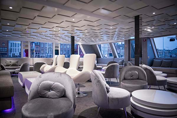 U by Uniworld - Lounge