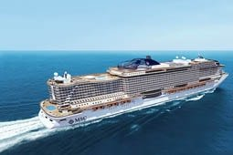 MSC Cruises - MSC Seaview