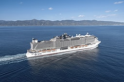 MSC Cruises - MSC Seaside