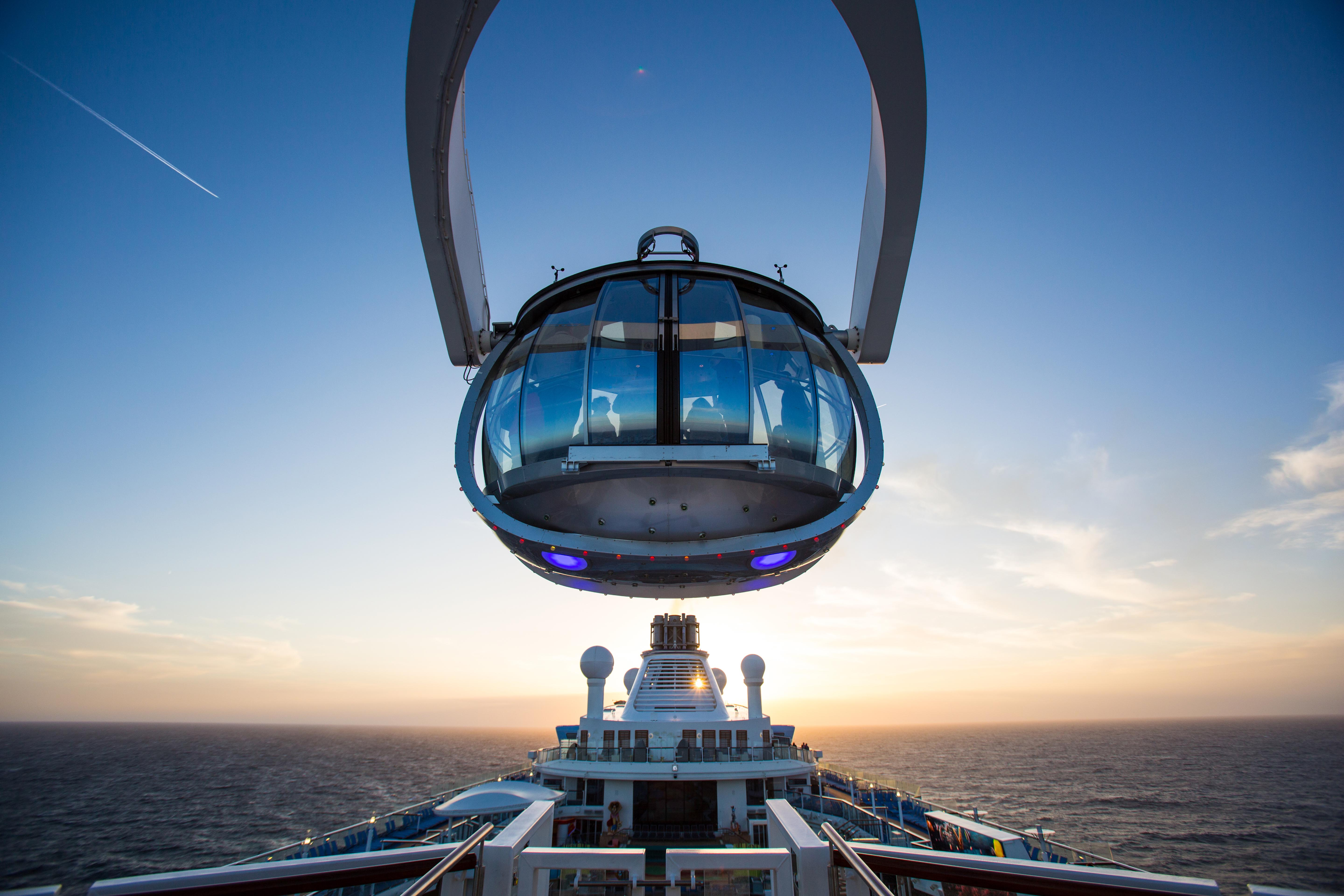 Royal Caribbean Cruises - North Star