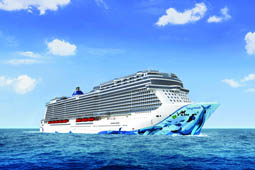 Norwegian Cruise Line - Norwegian Bliss