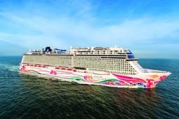 Norwegian Cruise Line - Norwegian Joy