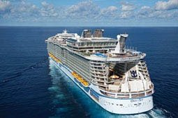 Royal Caribbean Cruises - Oasis of the Seas