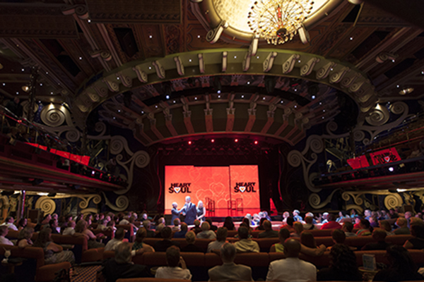 Carnival Cruise Line - Theater