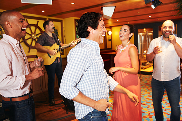 Carnival Cruise Line - Red Frog Pub