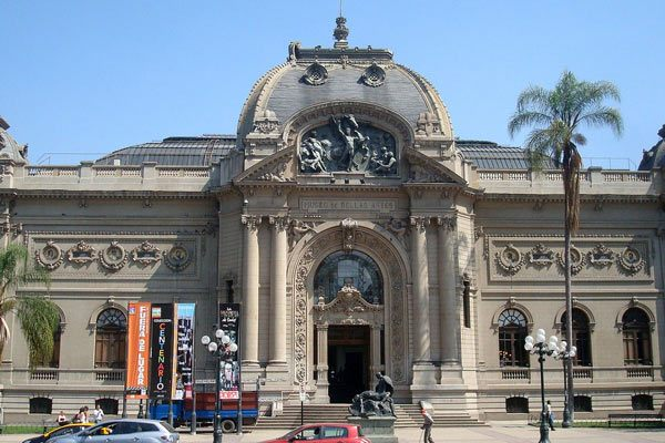 Santiago Museum of Art