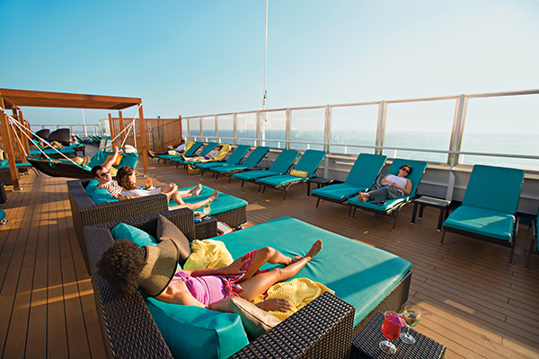 Carnival Cruise Line - Serenity Adult Only Retreat