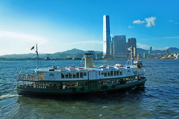 Star Ferry's Harbour Tour