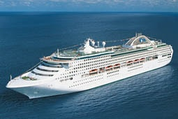 Princess Cruises - Sun Princess