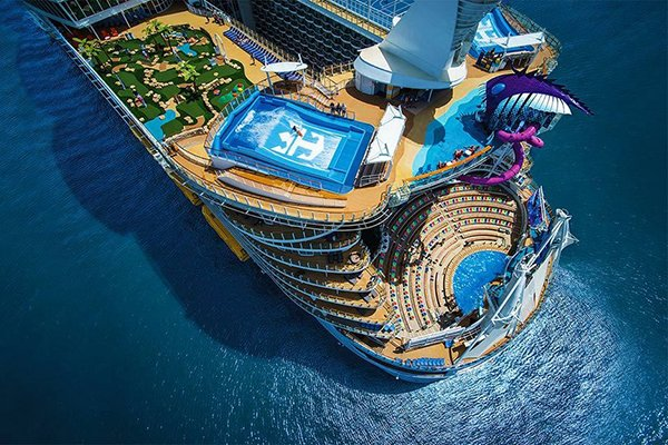 Royal Caribbean Cruises - Symphony of the Seas