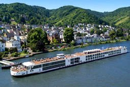 Viking River Cruises - Longship Egil