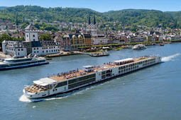 Viking River Cruises - Viking Longship Hild