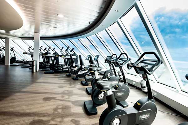 Celebrity Cruises - Fitness Center