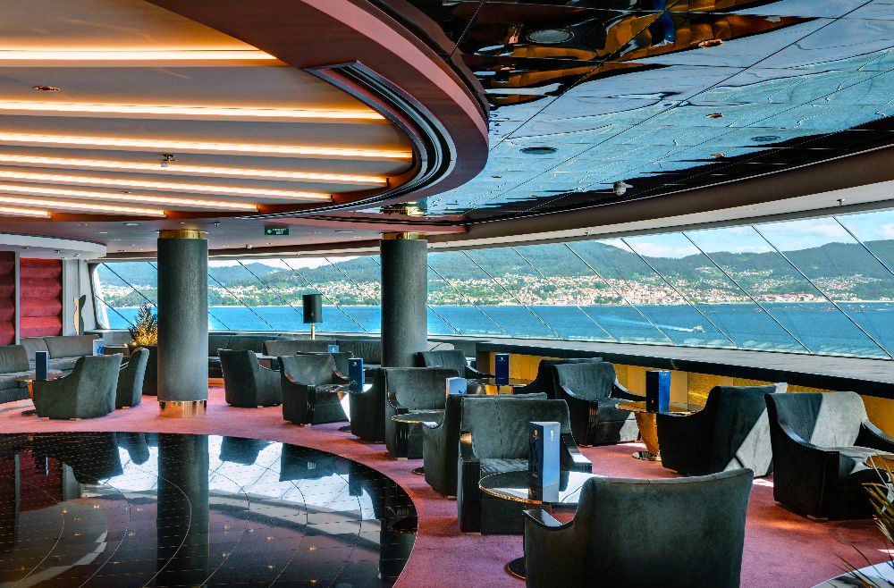 MSC Cruises - Yacht Club Restaurant