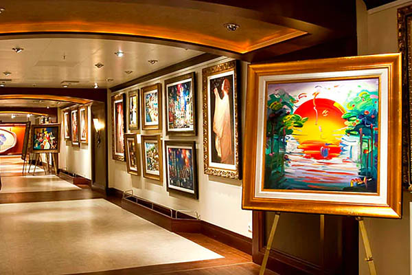 Art Auctions/Exhibitions