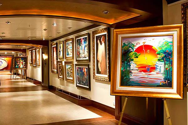 Art Auctions/Exhibitions