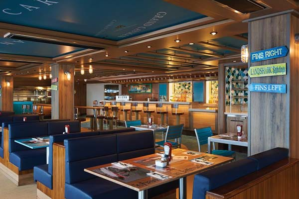 Jimmy Buffett's Margaritaville® at Sea