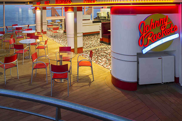 Johnny Rockets®