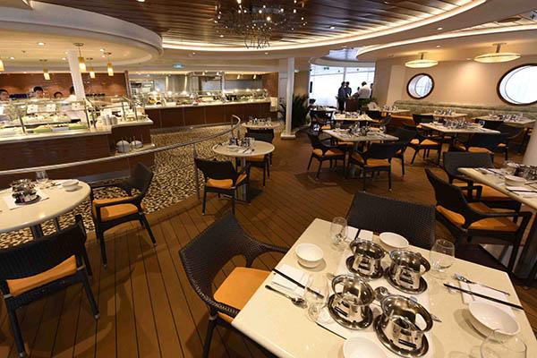 Solarium Bistro Restaurant