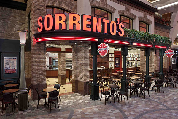 Sorrentos Pizza