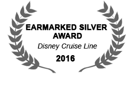 Disney Cruise Line Earmarked Silver Award