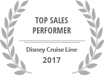 Disney Cruise Line - Top Sales Performer 2017