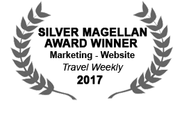 Travel Weekly Silver Magellan Award 2017