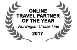 Norwegian Cruise Line - Online Travel Partner of the Year 2017
